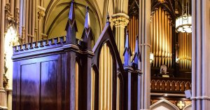 The 1868 Henry Erben Gallery Organ and the 1859 Hall & Labagh Chancel Organ